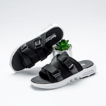 夏季英伦新款透气男凉鞋 经典百搭凉拖鞋 日常舒适沙滩凉鞋 8811