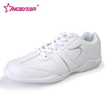 鞋星新款休闲运动鞋 平底百搭舒适慢跑羽毛球女鞋 SNT0010