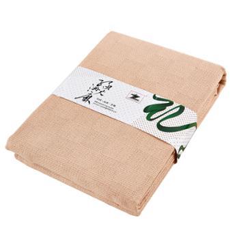 山西绿洲麻棉盖毯爽身毯夏凉被 2米床 吸汗透气 亲肤爽身 抑菌防螨