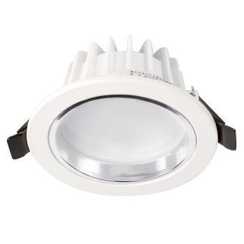 祥光达5W乳白色LED筒灯防雾天花筒灯正白/暖白XGD-TD22