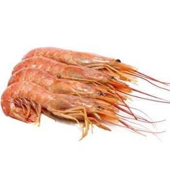 【黔货出山】【中粮我买网】大洋世家阿根廷船冻红虾L220/30(40-60只/盒)2kg礼盒装
