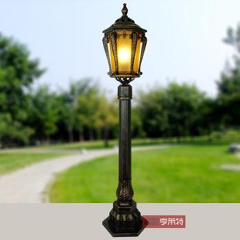 亨莱特 花园庭院阿凡达草坪灯 欧式别墅公园草地灯0159-PL-1SS