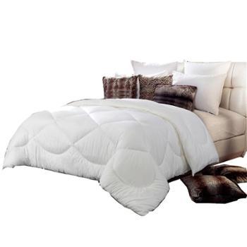 梦洁家纺 纯棉舒柔四孔冬被 厚被1.5/1.8m床上用品