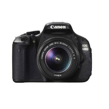 佳能单反相机EOS 600d/18-55II套机
