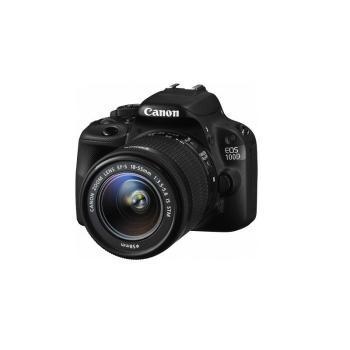 Canon/佳能100D套机(18-55m)黑色