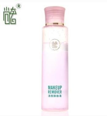 尚奢清颜卸妆水--快速清洁温和无刺激