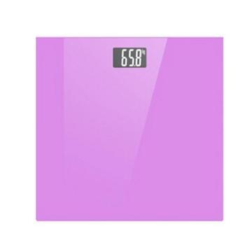 山鹰(gracy)SYE-903H-J电子人体健康秤(华贵紫)