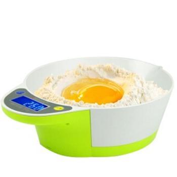拜杰(Baijie)厨房电子称烘焙称HC-320(1g-5kg)