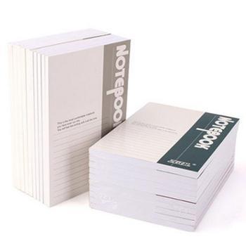 10本软面抄A5笔记本文具本子软抄本32K记事本日记本办公用品