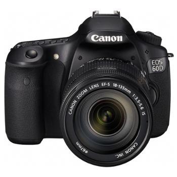 湖北巨涛科技佳能单反相机60D(18-135mm)