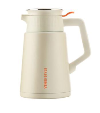 菲驰(VENES)热水壶保温杯陶瓷杯家用保温壶套装