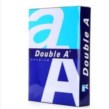 Double A A4 80克复印纸 5包/箱