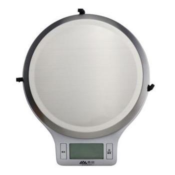 香山(CAMRY)EK813-3kg精准电子厨房秤烘焙称(银色)