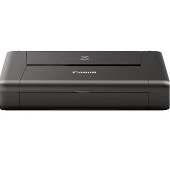 佳能(Canon)ip110 超便携彩色无线打印机 (ip100升级版)