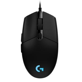 罗技(Logitech)G102 游戏鼠标 6000DPI RGB鼠标
