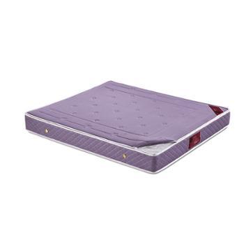 早晨家居天然薰衣草乳胶席梦思椰棕弹簧床垫3D透气面料外套可拆