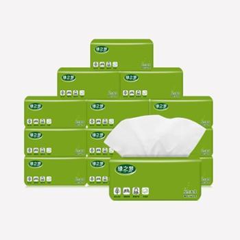 绿之梦抽纸3层*300张*30包/袋