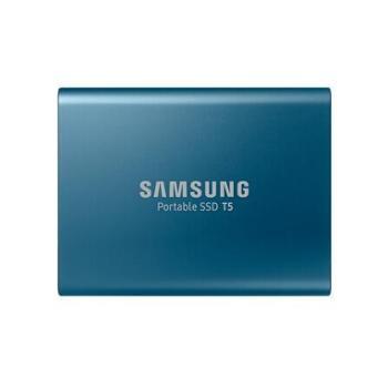 三星(SAMSUNG)T5系列500G移动固态硬盘(MU-PA500B/CN)