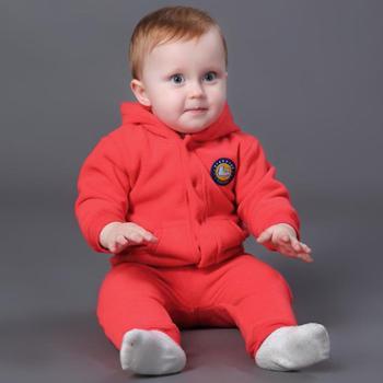 依尔婴0-4岁宝宝春秋季长袖套装TP017
