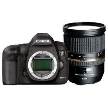 佳能(CANON)EOS 5D MARK III(机身) 数码单反搭配 腾龙SP 24-70mm f/2.8 Di VC USD 镜头