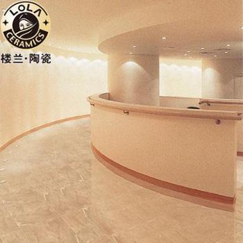 楼兰瓷砖 釉面砖 客厅 地板砖 600x600