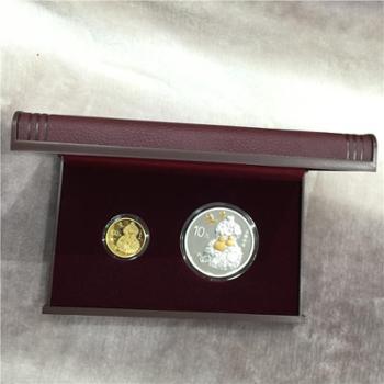 2016吉祥文化金银纪念币之瓜瓞绵绵中国人民银行发行