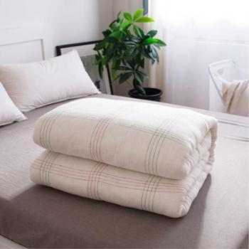 际华家纺 学生宿舍 棉花被 棉胎 单人床 保暖被芯 垫被 特价包邮