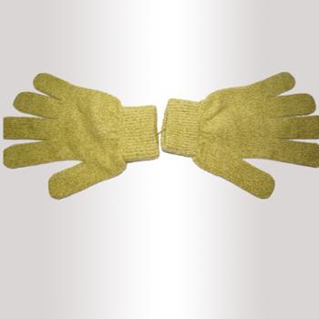 木伦河2013年新款多色羊绒手套