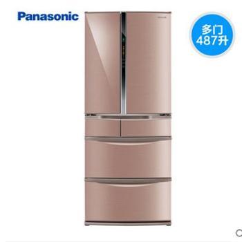 Panasonic/松下NR-F605TT-R5原装进口多门冰箱风冷无霜全国联保