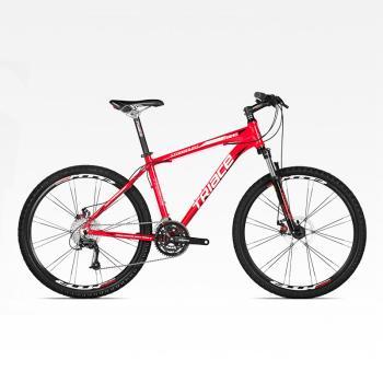 骓驰自行车A310-2013铝合金27速禧玛诺SHIMANO碟刹山地自行车
