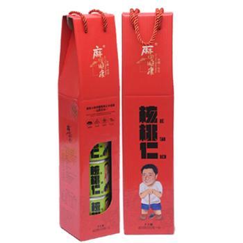 麻田顺康 礼品装包邮 休闲零食坚果炒货100g*4罐椒盐核桃仁