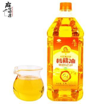麻田顺康 有机核桃油1.8L/壶 装核桃油