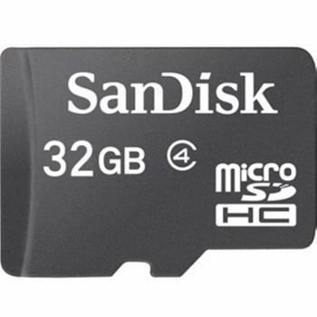 闪迪(SanDisk)MicroSDHC(TF)存储卡 32G-Class4