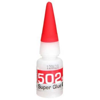 得力(Deli)7144502强力胶8g*10支