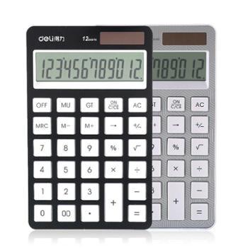 得力(deli)1576A平板计算器