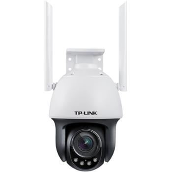 TP-LINK无线监控摄像头300万高清变焦室外防水云台球机360全景监控网络wifi手机远程红外夜视TL-IPC633-Z