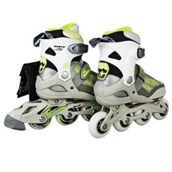 正品米高Z1儿童轮滑鞋