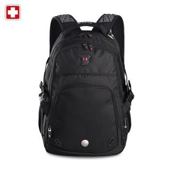 SWISSWIN瑞士十字双肩旅行电脑背包SW9017