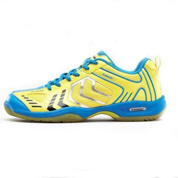 Kawasaki川崎羽毛球鞋减震透气防滑超轻款k110男女通款运动鞋