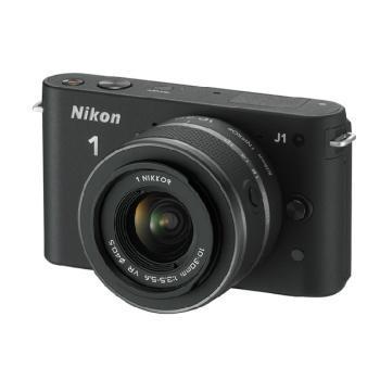 Nikon/尼康J1套机(含10-30mm镜头)J110-30尼康J1微单数码相机高速连拍画质优美
