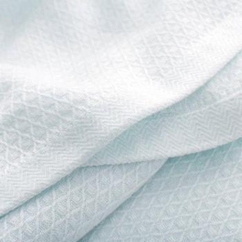 爱尔毛巾经典透气轻薄爽滑蜂巢空调毯