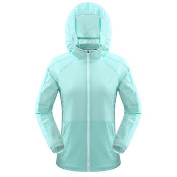 BLACKYAK/布来亚克户外薄款女士防风夹克防泼水运动外套SZW020