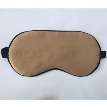 思福祥新款真丝冰袋眼罩 100%桑蚕丝 冰袋可脱卸 专柜正品SZ55004044819