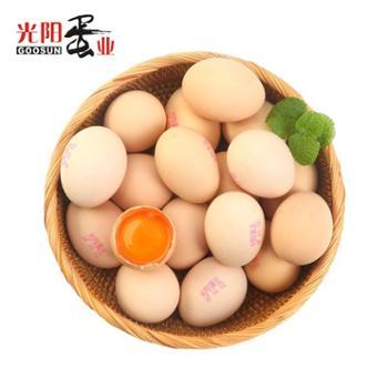光阳蛋业荷香鲜鸡蛋 20枚 900g