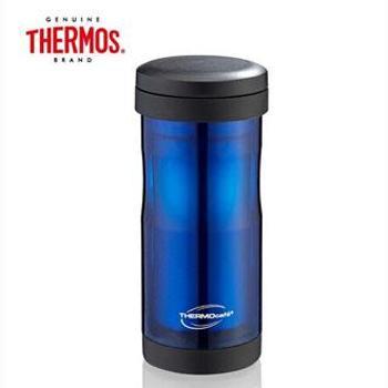膳魔师 CSYL-300 真空保温杯凯菲随手杯红色、蓝色颜色随机 320ML
