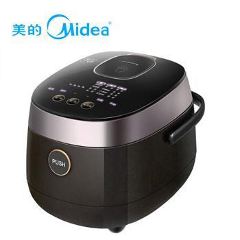 美的/Midea IH电磁加热 锁水焖香阀 精钢鼎釜智能电饭煲 2L MB-- FZ2001
