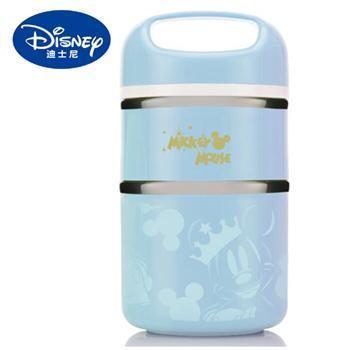 迪士尼不锈钢双层保温手提餐桶930mLDSM-CF087
