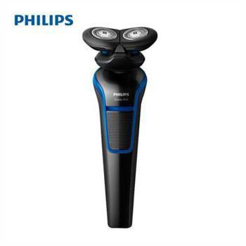 飞利浦/Philips S528电动剃须刀 充电式 双刀头全身水洗刮胡刀