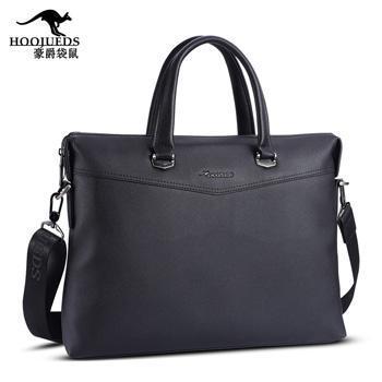 豪爵袋鼠 DS2947-3 男士手提包 公文包办公包