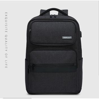 唯加 WEPLUS WP1779新品商务电脑 双肩 背包